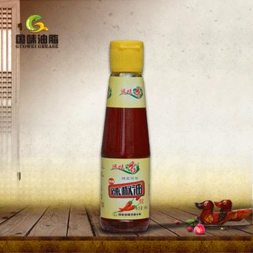广州市国味油脂食品有限公司- 辣椒油